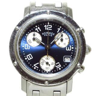 エルメス(Hermes)のエルメス 腕時計 クリッパークロノ CL1.310(腕時計)