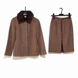ニジュウサンク(23区)のニジュウサンク スカートスーツ 32 XS -(スーツ)