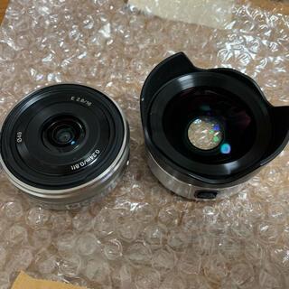 SONY - SONY Eマウント SEL16F28 VCL-ECU1 レンズ ワイコンセット