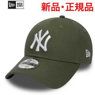 NEW ERA - 新品未使用 ニューエラ キャップ NY ヤンキース カーキ