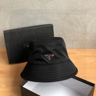 バケットハット ナイロンPRADA ハット 帽子