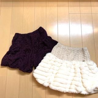 アナスイミニ(ANNA SUI mini)の【ご専用】ANNA SUImini 140【極美品】♡2点♡(スカート)