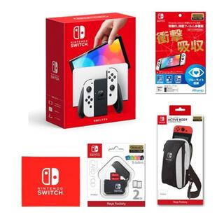 Nintendo Switch - Nintendo Switch(有機ELモデル) セット