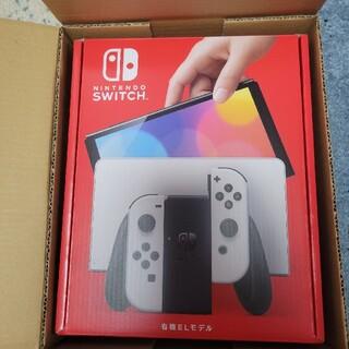 ニンテンドースイッチ(Nintendo Switch)のNintendo Switch 有機ELモデル(家庭用ゲーム機本体)