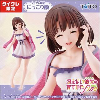 TAITO -  冴えない彼女の育てかた フィギュア 加藤恵 ルームウェア タイクレ限定