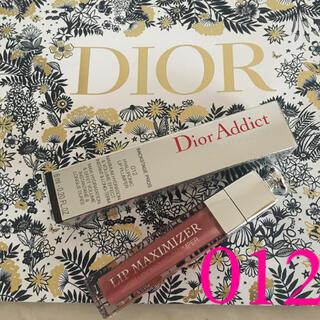 クリスチャンディオール(Christian Dior)のこてまる様 ディオール アディクト リップ マキシマイザー 012(リップグロス)