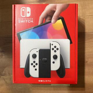 ニンテンドースイッチ(Nintendo Switch)のNintendo Switch NINTENDO SWITCH (ユウキELモデ(家庭用ゲーム機本体)