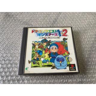 PlayStation - PS ドラゴンクエストモンスターズ1.2
