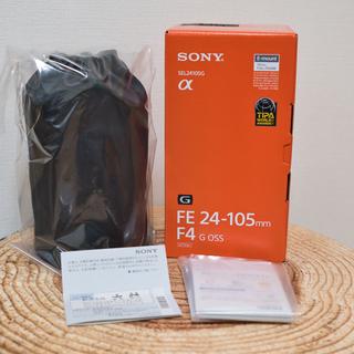 SONY - 【未使用】SONY FE 24-105mm F4 G OSS SEL24105G