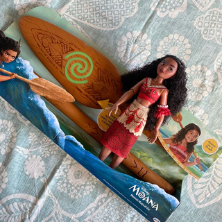 Disney - モアナ 人形