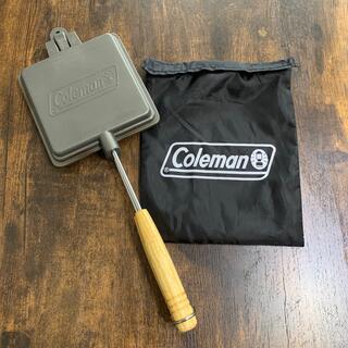 Coleman - コールマン ホットサンドメーカー ホットサンドイッチクッカー