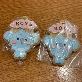 防弾少年団(BTS) - BT21 クッキーチャームコット【KOYA】