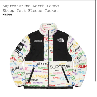 Supreme - Supreme Steep Tech Fleece Jacket Mサイズ