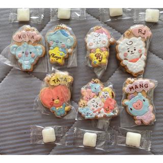 防弾少年団(BTS) - BTS クッキーチャーム 集合 オール