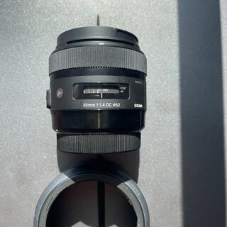 SIGMA - Sigma 30mm f1.4 DC Art キャノンEFマウント