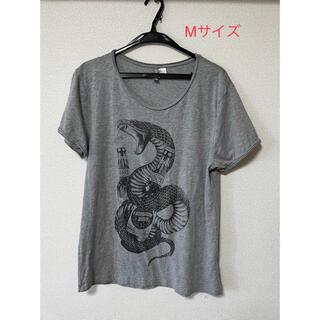 エイチアンドエム(H&M)のシャツ ヘビ(シャツ)
