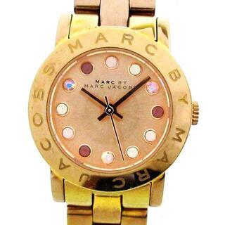 マークバイマークジェイコブス(MARC BY MARC JACOBS)のマークジェイコブス - MBM3219 レディース(腕時計)