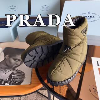 PRADA - プラダ2021最新ショー    Prada プラダ・スノーシュー