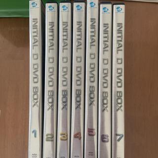 頭文字(イニシャル)D DVD 箱なし、スタンド無し