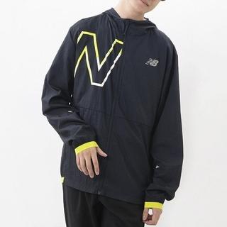 New Balance - New Balance パッカブルプリントジャケット