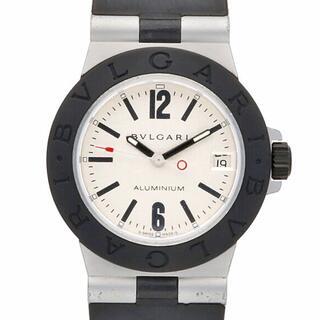 ブルガリ(BVLGARI)の【中古】ブルガリ BVLGARI 腕時計  アルミニウム AL32A(腕時計)