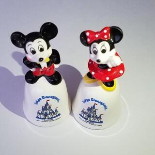 Disney - 東京ディズニーランド ハンドベル ミッキー&ミニー