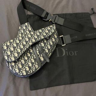 Dior - Dior オブリーク サドルバッグ(unc様専用)
