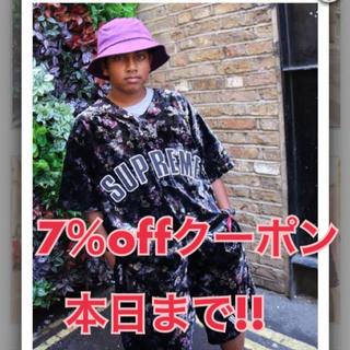 Supreme - Supreme Floral velour セットアップ S 窪塚 TAKUYA