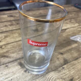 シュプリーム(Supreme)の【最安値】supreme グラス おまけ付き(グラス/カップ)