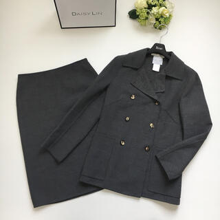 celine - 美品 セリーヌ CELINE セットアップ スーツ スカート ジャケット