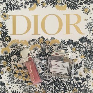 Christian Dior - 【新品未使用】ミスディオール ブルーミングブーケ