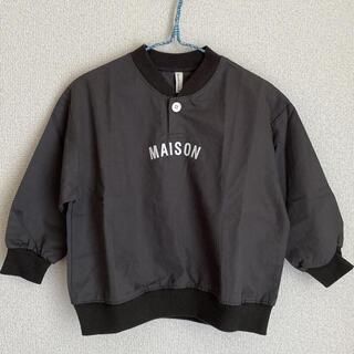 プティマイン(petit main)の韓国子供服 男の子女の子 プルオーバー(ジャケット/上着)