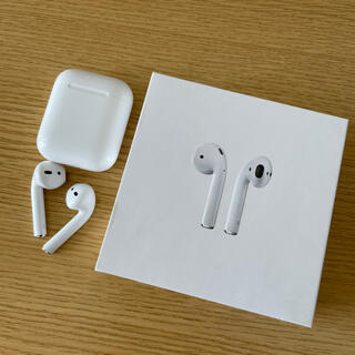 Apple - Apple AirPods 第二世代