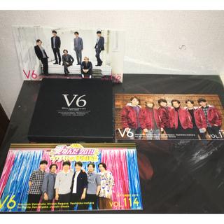 ブイシックス(V6)のV6 10TH ANNIVERSARY 1995〜2005限定オリジナルチャーム(アイドルグッズ)
