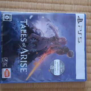 PS5 TALES of ARISE (テイルズ オブ アライズ)