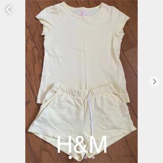 エイチアンドエム(H&M)のH&M キッズ パジャマ 2-4y 110(パジャマ)