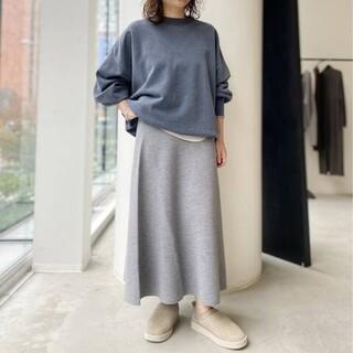 L'Appartement DEUXIEME CLASSE - L'Appartement アパルトモン Knit Long Skirt