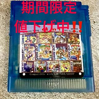 海外製ゲームボーイソフト 61IN(携帯用ゲームソフト)