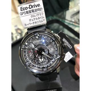 シチズン(CITIZEN)のシチズン CC7005-16F サテライトウェーブF990GPS衛星電波時計(腕時計(アナログ))