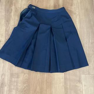 制服 スカート 紺色