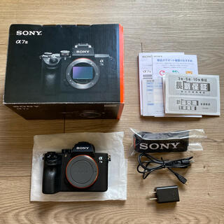 SONY - 【美品】SONY α7iii ILCE-7M3