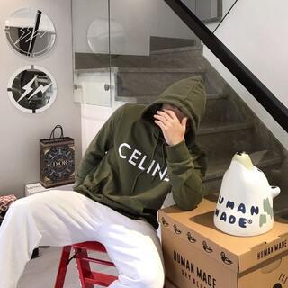 セリーヌ(celine)の人気美品CELINEパーカー-L21(パーカー)