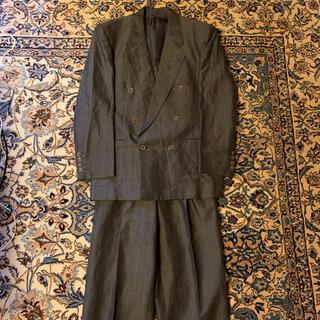 DRIES VAN NOTEN - 90s vintage 6B Tailored JKT Set-up