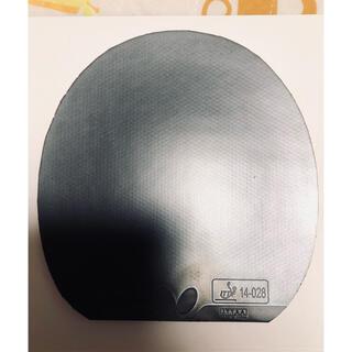 バタフライ(BUTTERFLY)のほぼ新品です❗卓球ラバー ディグニクス05 黒 特厚(卓球)