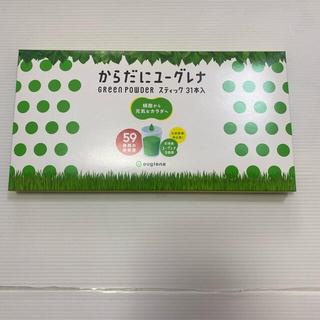 からだにユーグレナ Green Powder スティック 31本入 緑汁