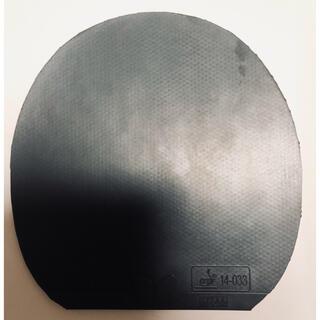 バタフライ(BUTTERFLY)の卓球ラバー テナジー05 HARD 黒 特厚(卓球)