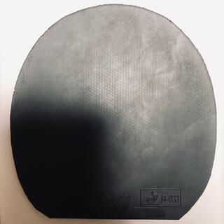 バタフライ(BUTTERFLY)の卓球ラバー テナジー05HARD 黒 特厚(卓球)