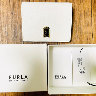 Furla - 【FURLA】新品 バイフォールド 二つ折りミニ財布