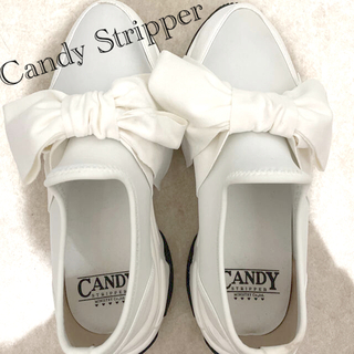 キャンディーストリッパー(Candy Stripper)のキャンディーストリッパー スニーカー(スニーカー)