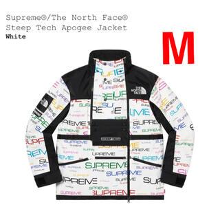 Supreme - Supreme® Steep Tech Apogee Jacket 白 M